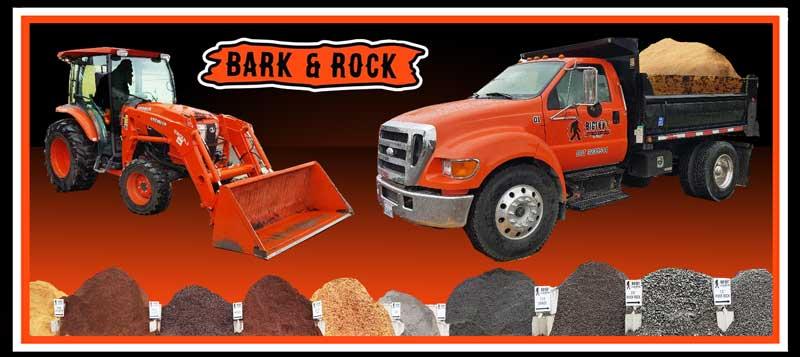 Garden header truck and materials